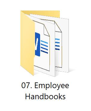 07. Employee Handbooks | HR Toolkit Box | No.1 Startup HR Toolkit | Best HR Toolkit in India!!!