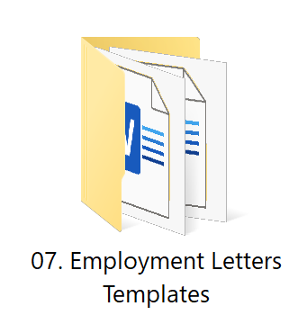 07. Employment Letters | HR Toolkit Box | No.1 Startup HR Toolkit | Best HR Toolkit in India!!!