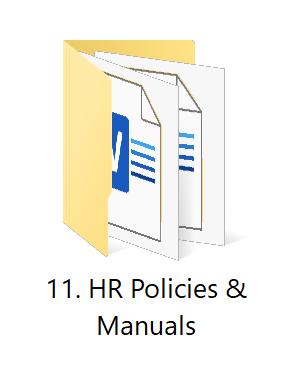 11. HR Policies | HR Toolkit Box | No.1 Startup HR Toolkit | Best HR Toolkit in India!!!