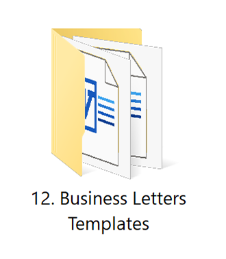 12. Business Letters   HR Toolkit Box   No.1 Startup HR Toolkit   Best HR Toolkit in India!!!