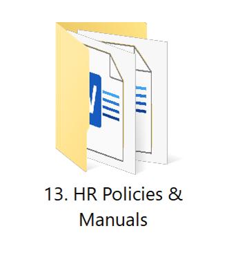 13. HR Policies   HR Toolkit Box   No.1 Startup HR Toolkit   Best HR Toolkit in India!!!