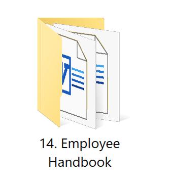 14.Employee Handbook   HR Toolkit Box   No.1 Startup HR Toolkit   Best HR Toolkit in India!!!