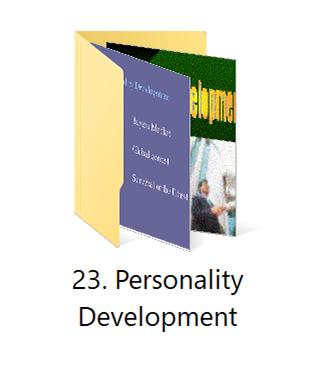 23. Personality Development   HR Toolkit Box   No.1 Startup HR Toolkit   Best HR Toolkit in India!!!
